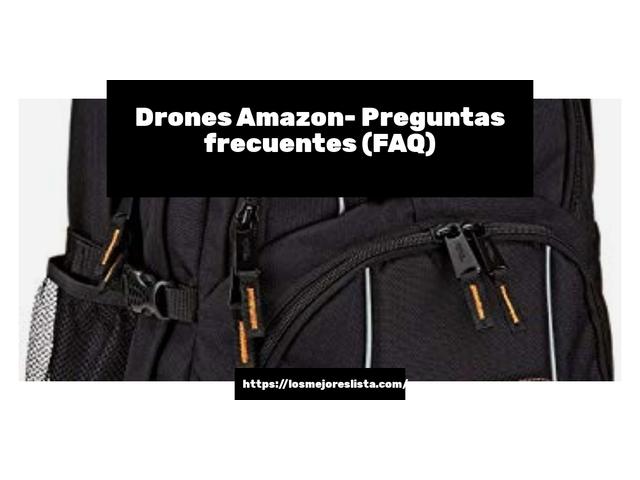Los Mejores Drones Amazon – Guía de compra, Opiniones y Comparativa del 2021 (España)