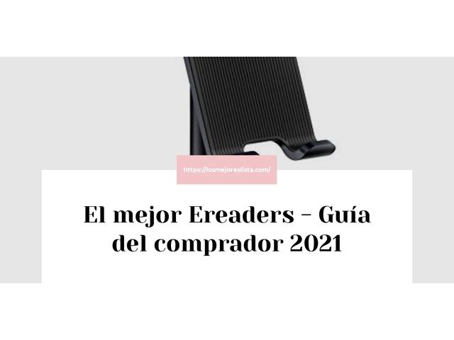 Los Mejores Ereaders – Guía de compra, Opiniones y Comparativa del 2021 (España)