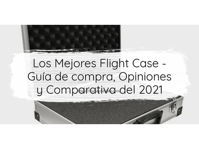 Los Mejores Flight Case – Guía de compra, Opiniones y Comparativa del 2021 (España)