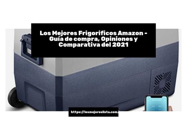 Los Mejores Frigorificos Amazon – Guía de compra, Opiniones y Comparativa del 2021 (España)