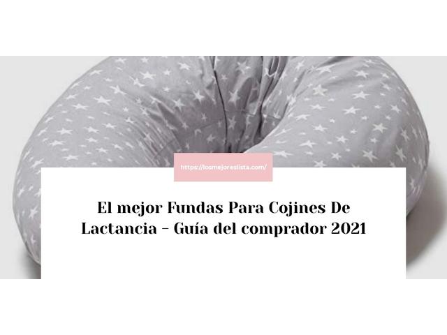 Los Mejores Fundas Para Cojines De Lactancia – Guía de compra, Opiniones y Comparativa del 2021 (España)