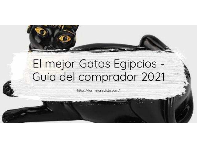 Los Mejores Gatos Egipcios – Guía de compra, Opiniones y Comparativa del 2021 (España)