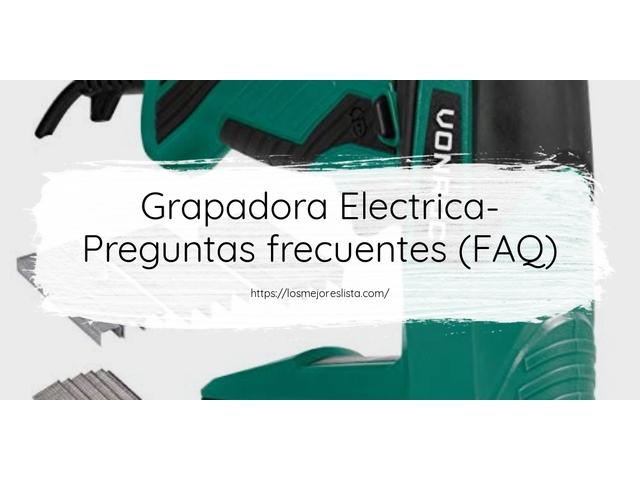 Los Mejores Grapadora Electrica – Guía de compra, Opiniones y Comparativa del 2021 (España)