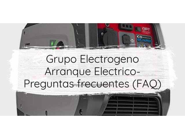 Los Mejores Grupo Electrogeno Arranque Electrico – Guía de compra, Opiniones y Comparativa del 2021 (España)