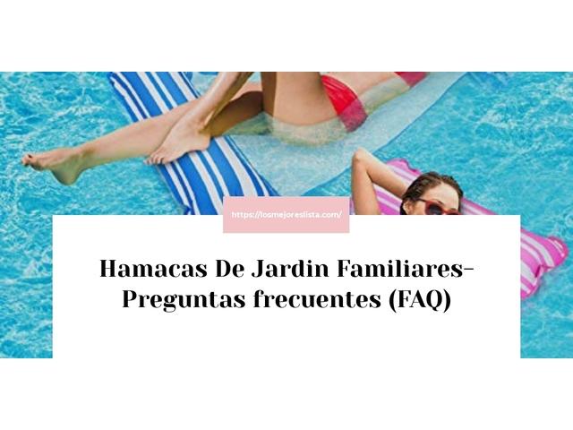 Los Mejores Hamacas De Jardin Familiares – Guía de compra, Opiniones y Comparativa del 2021 (España)