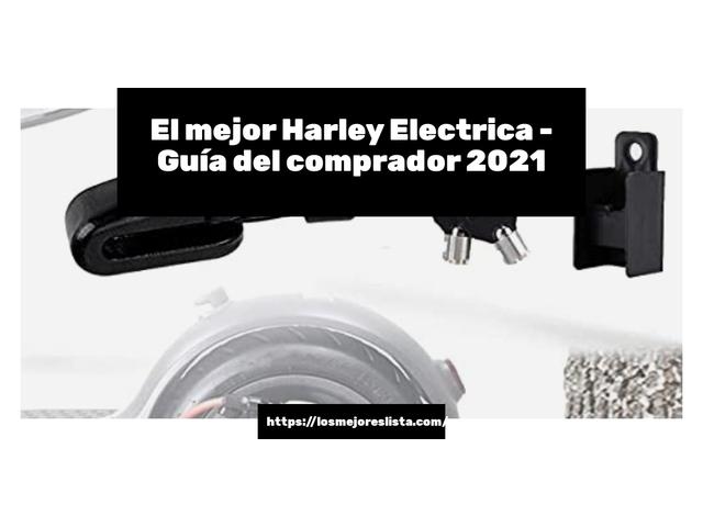 Los Mejores Harley Electrica – Guía de compra, Opiniones y Comparativa del 2021 (España)