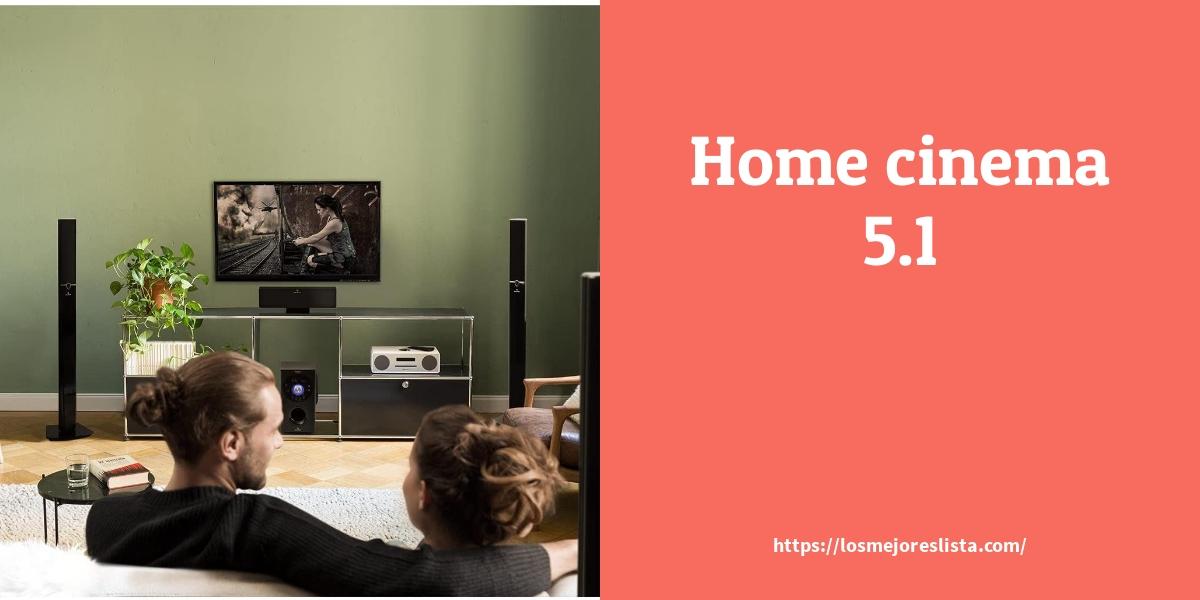 Los Mejores Home cinema 5.1