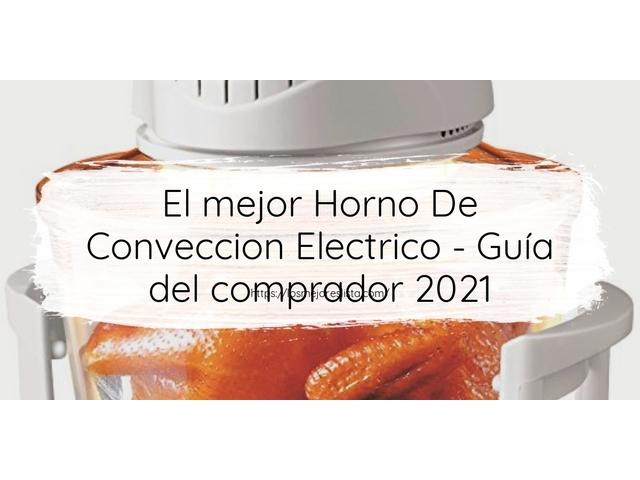 Los Mejores Horno De Conveccion Electrico – Guía de compra, Opiniones y Comparativa del 2021 (España)