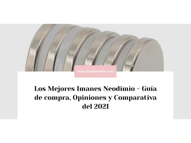 Los Mejores Imanes Neodimio – Guía de compra, Opiniones y Comparativa del 2021 (España)
