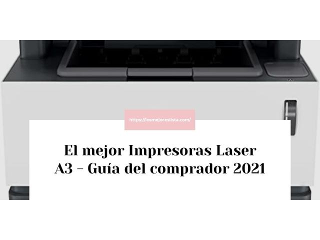 Los Mejores Impresoras Laser A3 – Guía de compra, Opiniones y Comparativa del 2021 (España)
