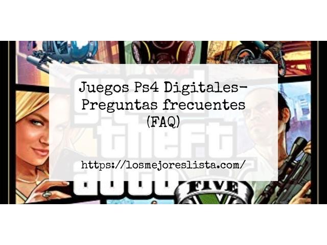 Los Mejores Juegos Ps4 Digitales – Guía de compra, Opiniones y Comparativa del 2021 (España)