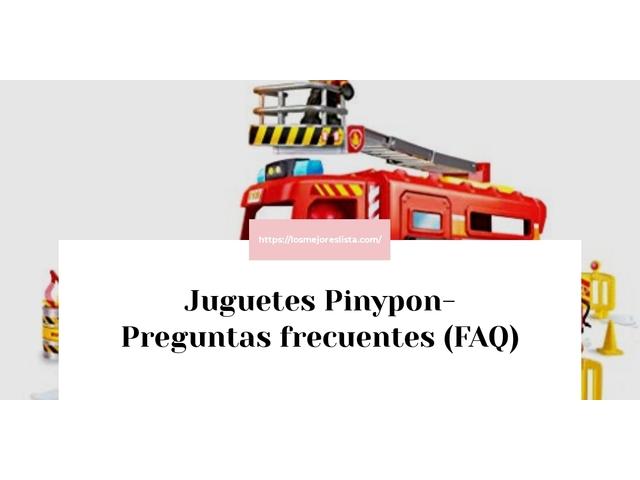 Los Mejores Juguetes Pinypon – Guía de compra, Opiniones y Comparativa del 2021 (España)