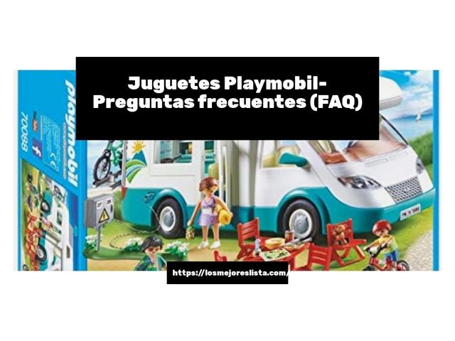 Los Mejores Juguetes Playmobil – Guía de compra, Opiniones y Comparativa del 2021 (España)