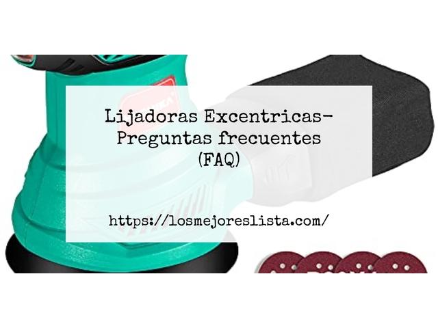 Los Mejores Lijadoras Excentricas – Guía de compra, Opiniones y Comparativa del 2021 (España)