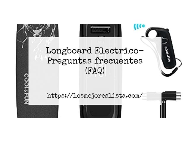 Los Mejores Longboard Electrico – Guía de compra, Opiniones y Comparativa del 2021 (España)