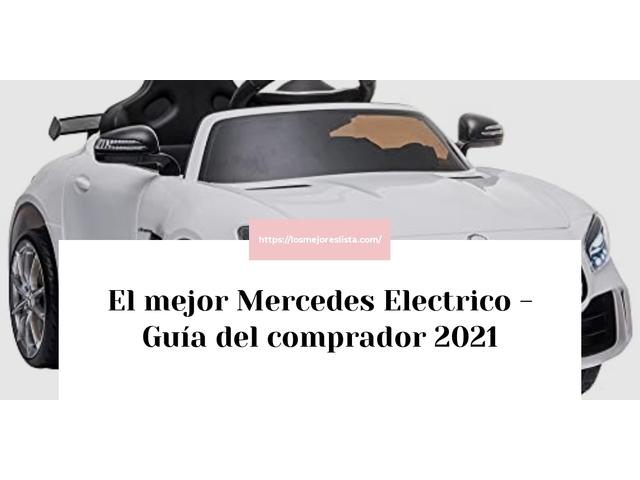 Los Mejores Mercedes Electrico – Guía de compra, Opiniones y Comparativa del 2021 (España)