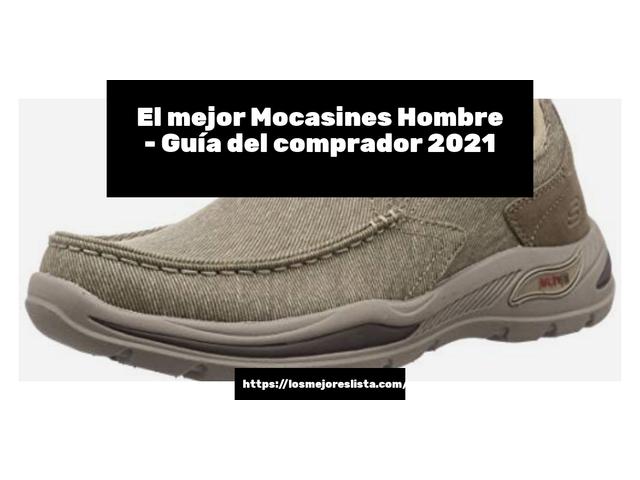 Los Mejores Mocasines Hombre – Guía de compra, Opiniones y Comparativa del 2021 (España)