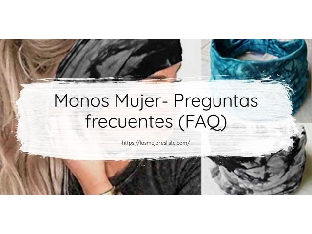 Los Mejores Monos Mujer – Guía de compra, Opiniones y Comparativa del 2021 (España)
