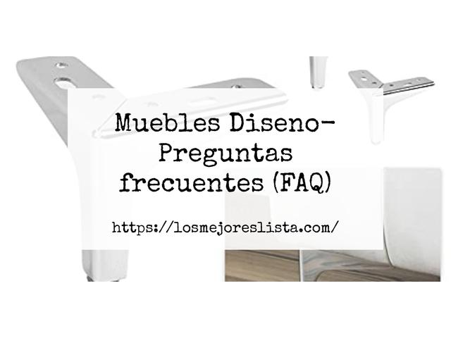Los Mejores Muebles Diseno – Guía de compra, Opiniones y Comparativa del 2021 (España)