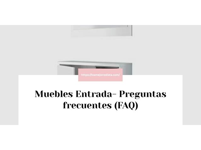 Los Mejores Muebles Entrada – Guía de compra, Opiniones y Comparativa del 2021 (España)