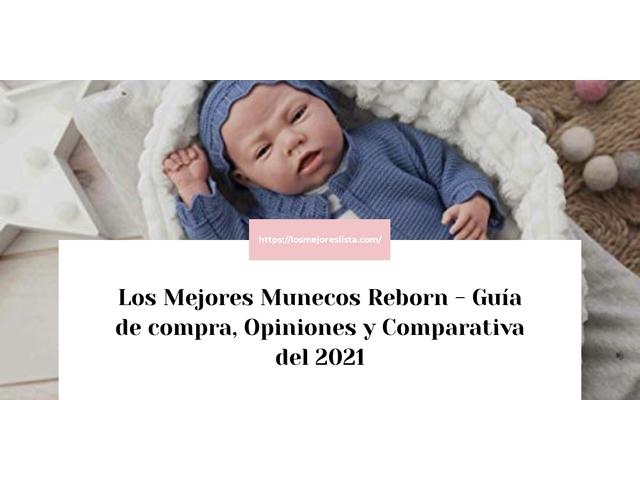 Los Mejores Munecos Reborn – Guía de compra, Opiniones y Comparativa del 2021 (España)