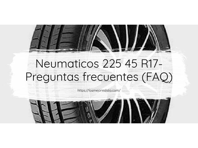 Los Mejores Neumaticos 225 45 R17 – Guía de compra, Opiniones y Comparativa del 2021 (España)