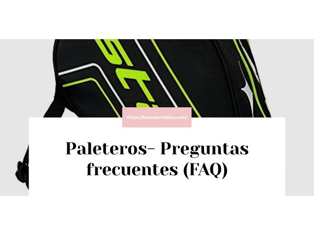 Los Mejores Paleteros – Guía de compra, Opiniones y Comparativa del 2021 (España)