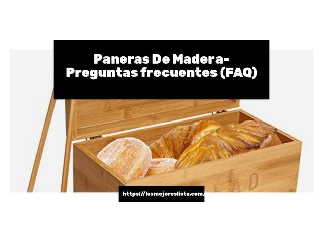 Los Mejores Paneras De Madera – Guía de compra, Opiniones y Comparativa del 2021 (España)