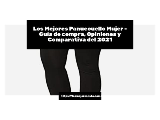 Los Mejores Panuecuello Mujer – Guía de compra, Opiniones y Comparativa del 2021 (España)