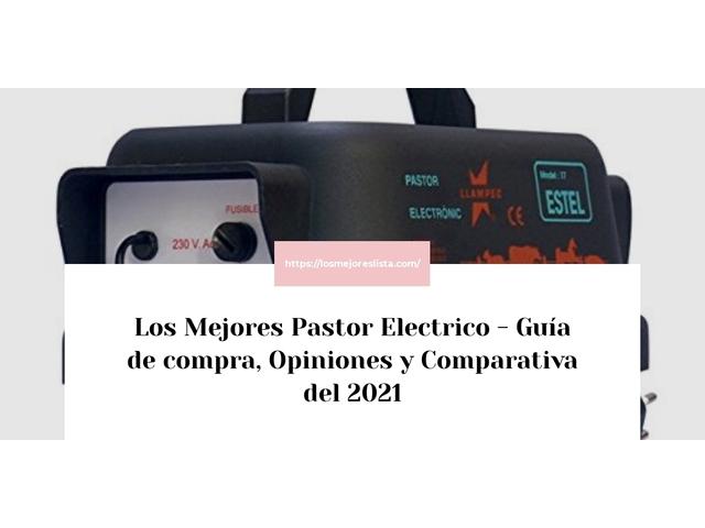 Los Mejores Pastor Electrico – Guía de compra, Opiniones y Comparativa del 2021 (España)