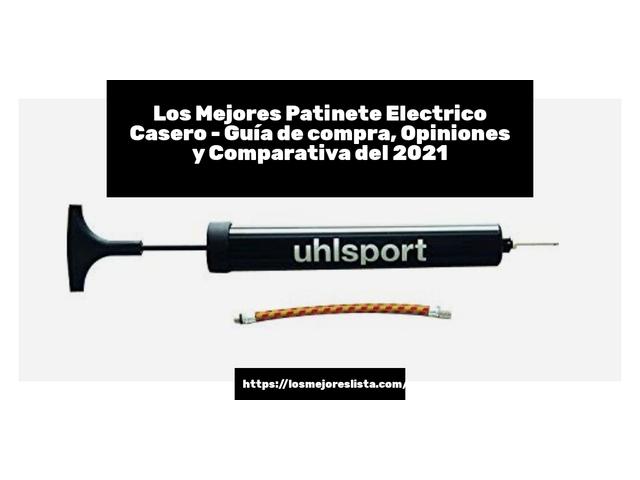 Los Mejores Patinete Electrico Casero – Guía de compra, Opiniones y Comparativa del 2021 (España)