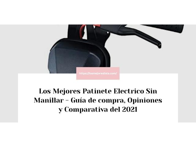 Los Mejores Patinete Electrico Sin Manillar – Guía de compra, Opiniones y Comparativa del 2021 (España)