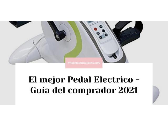 Los Mejores Pedal Electrico – Guía de compra, Opiniones y Comparativa del 2021 (España)