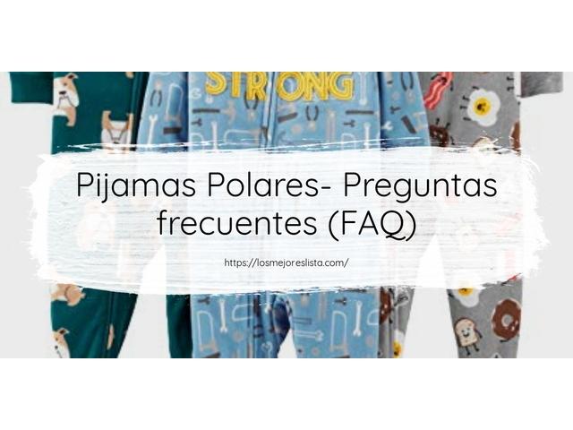 Los Mejores Pijamas Polares – Guía de compra, Opiniones y Comparativa del 2021 (España)