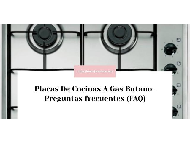 Los Mejores Placas De Cocinas A Gas Butano – Guía de compra, Opiniones y Comparativa del 2021 (España)