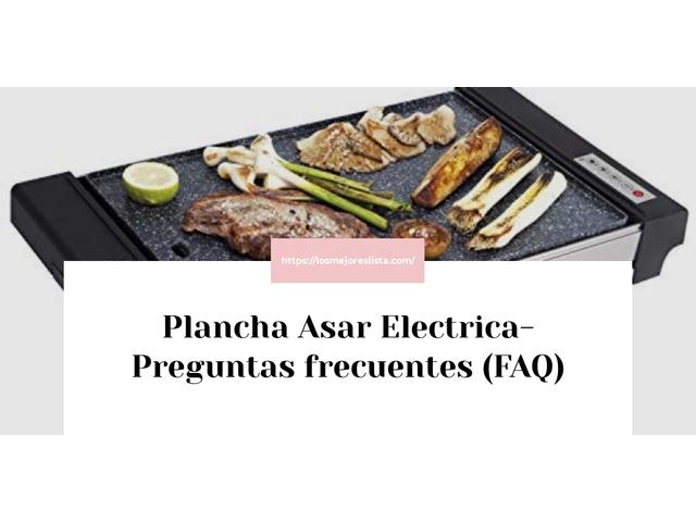 Los Mejores Plancha Asar Electrica – Guía de compra, Opiniones y Comparativa del 2021 (España)