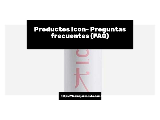 Los Mejores Productos Icon – Guía de compra, Opiniones y Comparativa del 2021 (España)