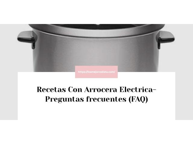 Los Mejores Recetas Con Arrocera Electrica – Guía de compra, Opiniones y Comparativa del 2021 (España)