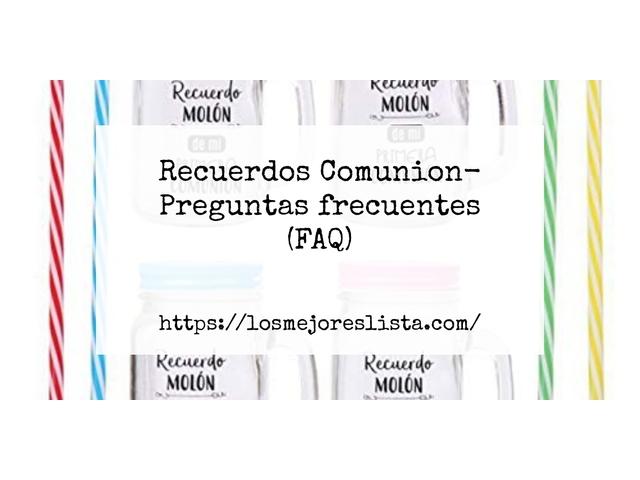 Los Mejores Recuerdos Comunion – Guía de compra, Opiniones y Comparativa del 2021 (España)