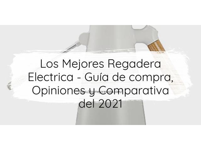 Los Mejores Regadera Electrica – Guía de compra, Opiniones y Comparativa del 2021 (España)