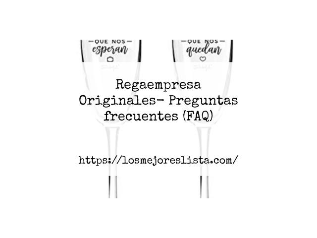 Los Mejores Regaempresa Originales – Guía de compra, Opiniones y Comparativa del 2021 (España)