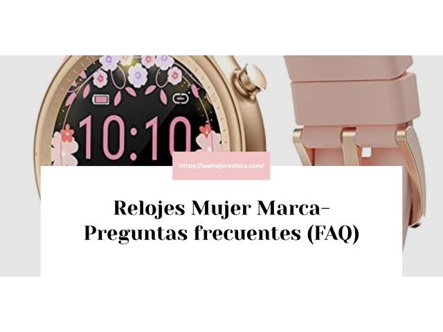 Los Mejores Relojes Mujer Marca – Guía de compra, Opiniones y Comparativa del 2021 (España)