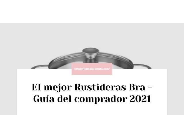Los Mejores Rustideras Bra – Guía de compra, Opiniones y Comparativa del 2021 (España)