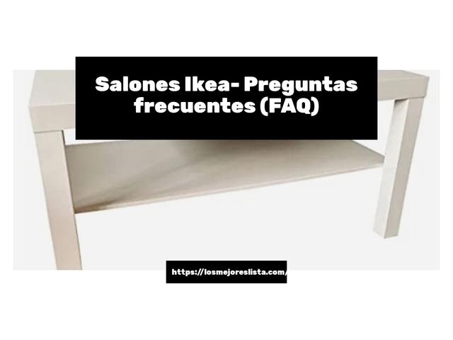 Los Mejores Salones Ikea – Guía de compra, Opiniones y Comparativa del 2021 (España)