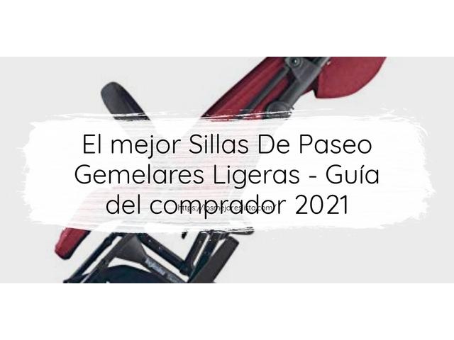 Los Mejores Sillas De Paseo Gemelares Ligeras – Guía de compra, Opiniones y Comparativa del 2021 (España)