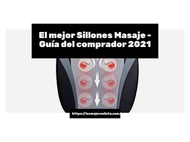 Los Mejores Sillones Masaje – Guía de compra, Opiniones y Comparativa del 2021 (España)