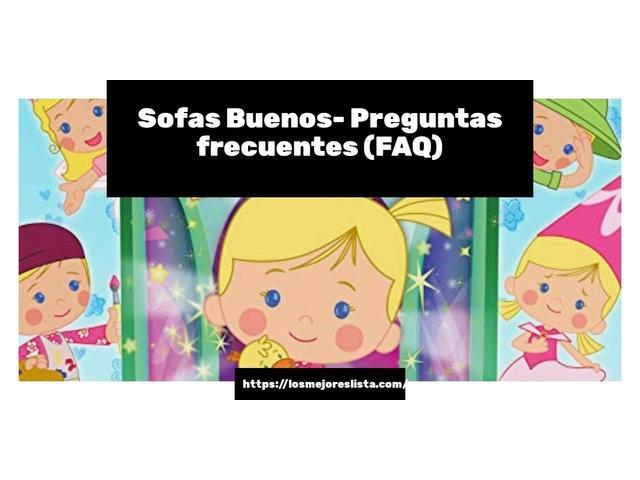 Los Mejores Sofas Buenos – Guía de compra, Opiniones y Comparativa del 2021 (España)