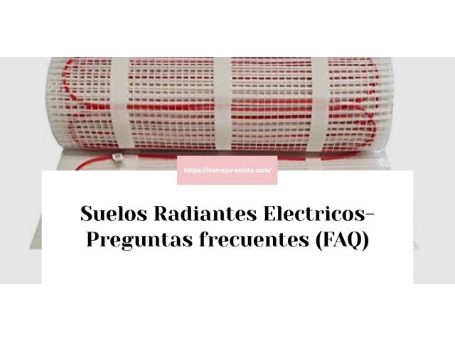 Los Mejores Suelos Radiantes Electricos – Guía de compra, Opiniones y Comparativa del 2021 (España)