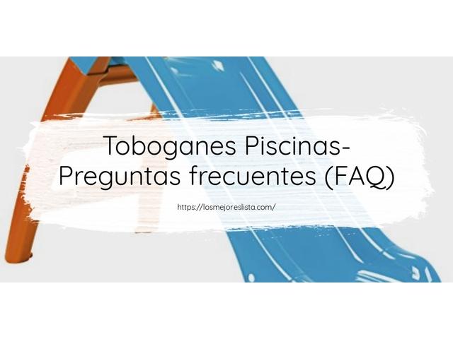 Los Mejores Toboganes Piscinas – Guía de compra, Opiniones y Comparativa del 2021 (España)