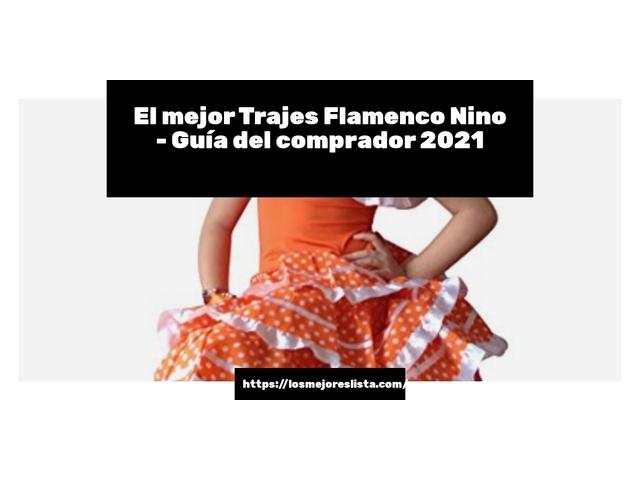 Los Mejores Trajes Flamenco Nino – Guía de compra, Opiniones y Comparativa del 2021 (España)